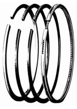 Gyűrűkészlet 91mm