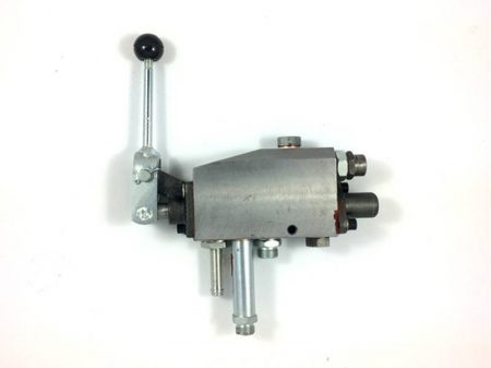 Hidraulika vezérlő tömb