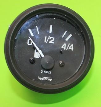 Üzemanyag szintjelző óra