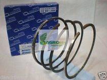 Dugattyúgyűrű készlet 4gy. 102,5mm