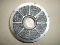 Légszűrő betét fém